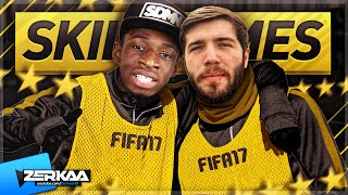 FIFA 17 SKILL GAMES WITH TOBI(LEAVE A LIKE FOR MORE FIFA 17 VIDEOS! Thanks to EA for inviting me to the #FIFA17CaptureEvent Tobi: http://www.youtube.com/TBJZL ○ Twitter: ..., 2016-09-21T19:15:30.000Z)