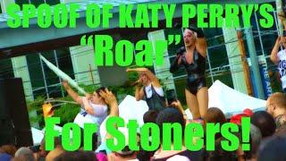 Vicki Lix Spoofs Katy Perry
