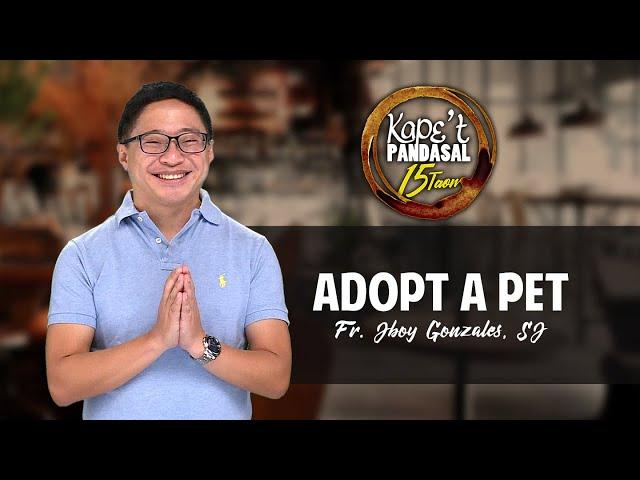 Kape't Pandasal - Adopt a Pet