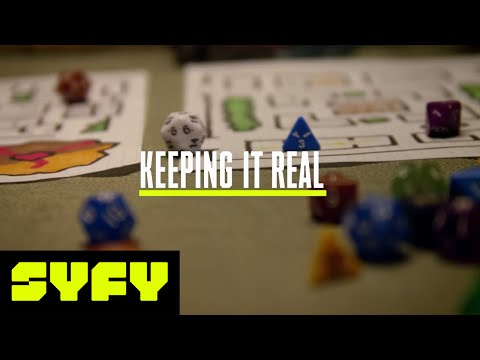 Game Night: Keeping It Real | SYFY