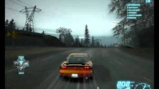 Need For Speed World Multiplayer