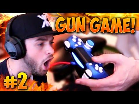 """BROKEN CONTROLLER...!?"" - Black Ops 3 GUN GAME! #2 - LIVE w/ Ali-A"