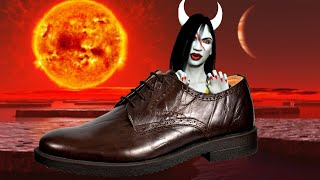 जूता चोर चुड़ैल   Hindi Horror Story   Stories in Hindi   Chudail Ki Kahaniya 3D