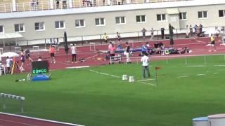 Кубок России. Бег 400 метров с барьерами, мужчины