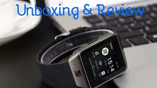 DZ09 Smartwatch Unboxing 2017 and Review| Substitute For Apple Or Samsung? You should buy in 2017