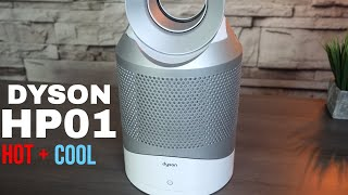 Dyson HP01 Hot + Cool Fan With Air Purification