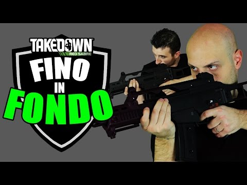 TAKEDOWN: FINO IN FONDO!