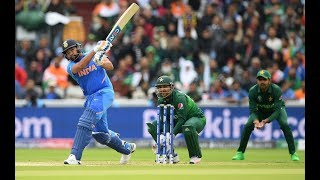 Rohit Sharma Innings Highlights 140 Runs India Vs Pakistan | Full Highlights World Cup 2019