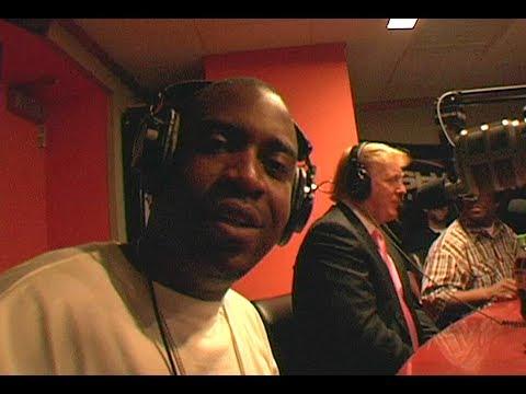 President Donald Trump On G-Unit Radio w/ 50 Cent, DJ Whoo Kid & Tony Yayo (2005)