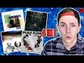 """Movements """"Feel Something"""" / The Front Bottoms / Knuckle Puck / DEADROSES 