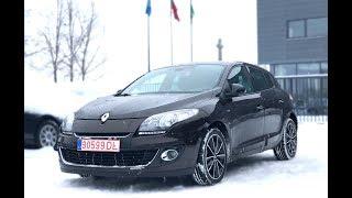 видео На что обратить внимание при покупке Renault Megane 3