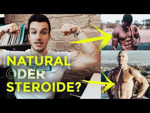 Natural Bodybuilder rät wer auf Stoff ist | Steroid-Quiz mit Tim Gabel