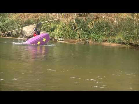 2017 8 23 HIROSHIMA still water freestyle kayaking