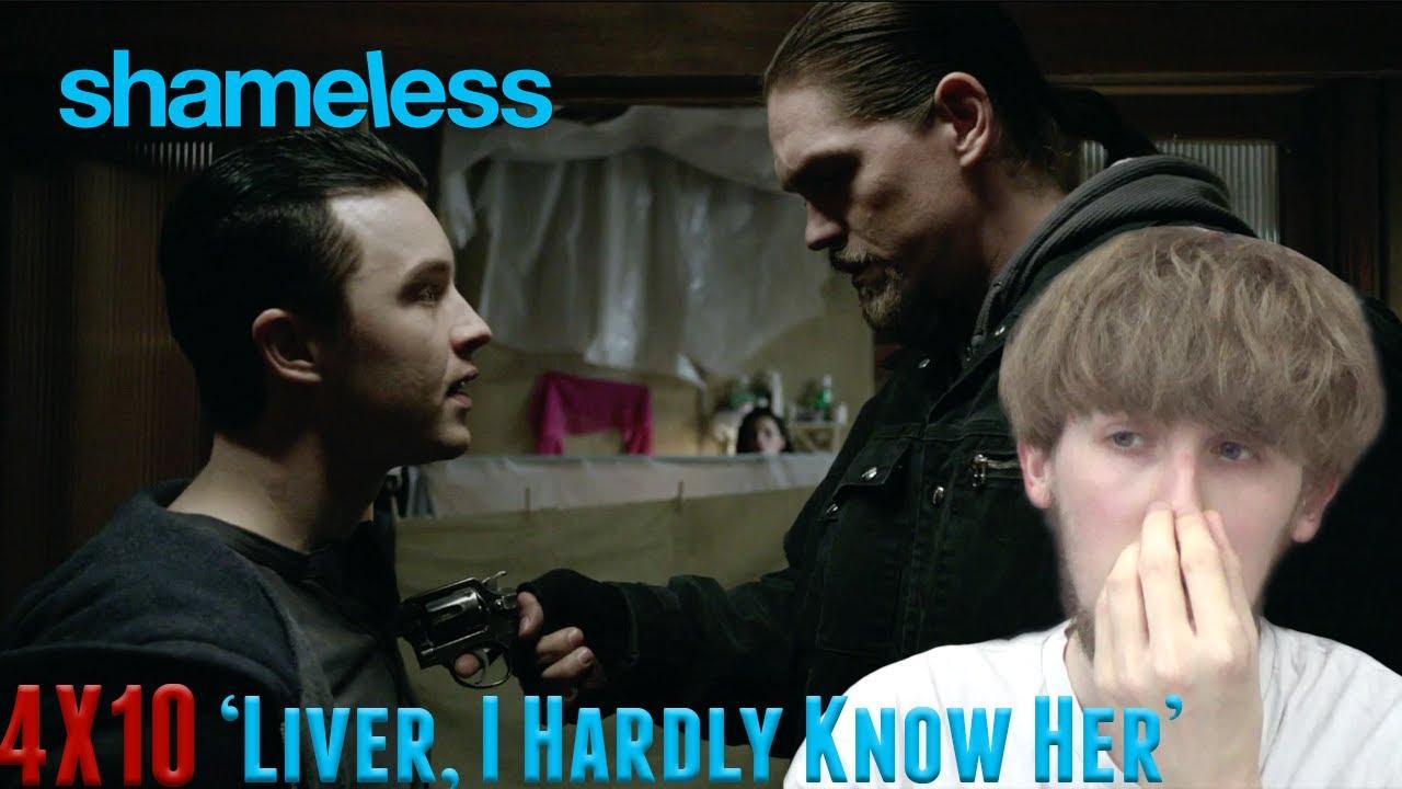 Download Shameless Season 4 Episode 10 - 'Liver, I Hardly Know Her' Reaction