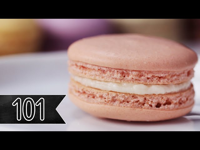 The Most Fool-Proof Macarons Youll Ever Make