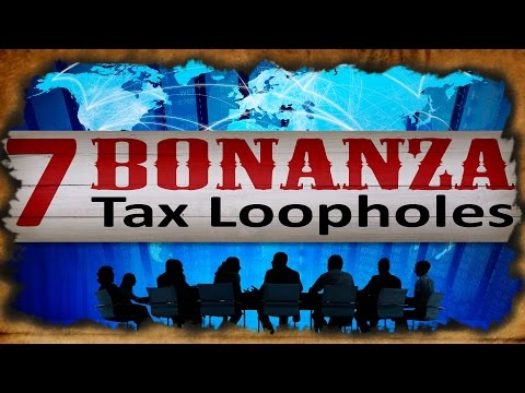 7 Bonanza Tax Loopholes to legally avoid the Automatic Exchange of Information (OECD)