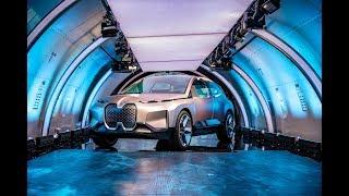 BMW iNEXT - World Premiere