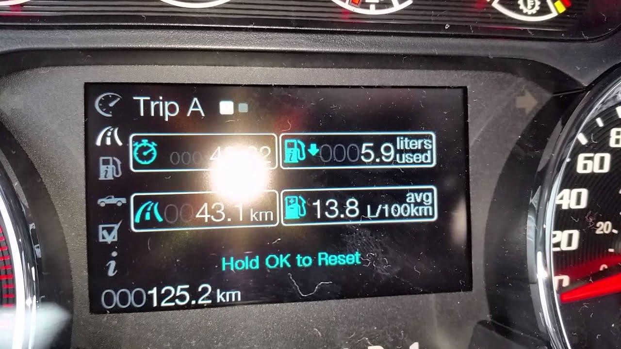 F 150 5 litre 3 55 axle real world fuel economy