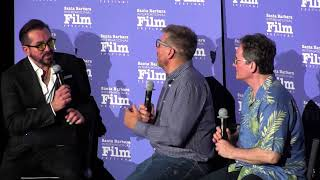 "SBIFF Cinema Society - ""An Interview With God"" Q&A - Clip 02"
