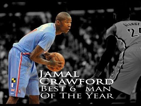 nba-mix---jamal-crawford---6th-man-of-the-year