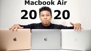 Unboxing Macbook Air 2020 yang paling murah!