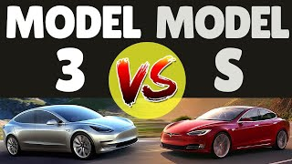 Is Tesla Model 3 BETTER than Model S? Top 5 Advantages!