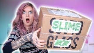 Ik kocht een MYSTERYBOX VOL SLIJM!