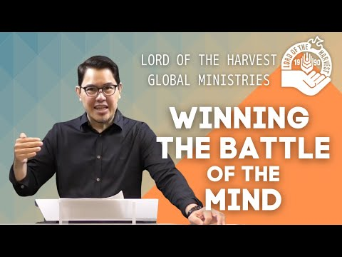 WINNING THE BATTLE OF THE MIND