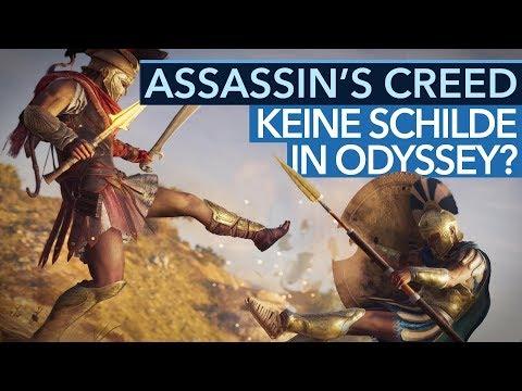 Warum Ihr Bei Assassin's Creed: Odyssey Keine Schilde Nutzen Dürft