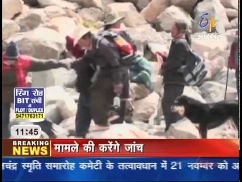 The Isha Kailash Sojourn 2010- A pilgrimage covered by ETV News Channel (Hindi)