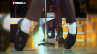 Michael Jackson | Heartbreak Hotel - Bad World Tour in Basel, Switzerland 1988 - Rare.