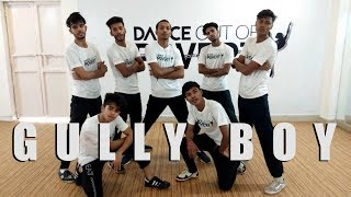 Gully Boy Theme Choreography | Apna Time Aayega | Dance Out of Poverty | Students Playground