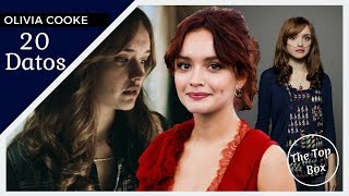 20 Curiosidades de OLIVIA COOKE  (BATES MOTEL & READY PLAYER ONE) | THE TOP BOX