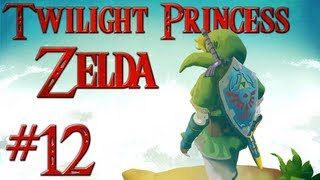 Zelda Twilight Princess : Lac Hylia | Episode 12 - Let's Play