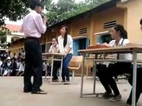 Buoi tong ket nam hoc cuoi cap 3 THPT THANH HOÀ by Nhox Su
