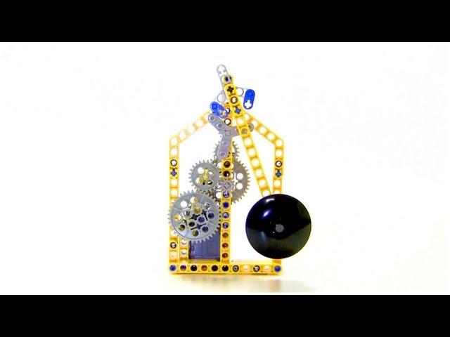 tick-tack sound generator 2 : LEGO Technic