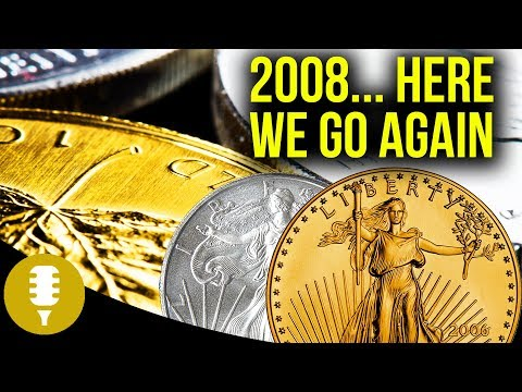 Gold Above $1500 As Stocks See BIG Volatility | Golden Rule Radio