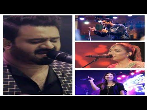 Pakistani Singers ROCKS The Stage|Asim Azhar|Sahir Ali Bagga |Cust Annual Concert