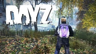 Locking geared players inside Buildings... - DayZ 0.63
