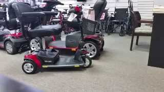 Pride Go-Go Elite Traveller 3 SC40 Review - Statewide Mobility, Inc.
