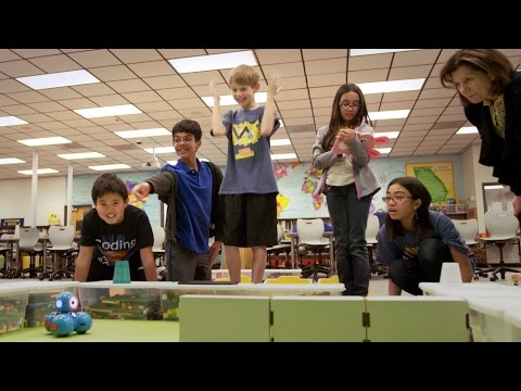 Wonder League - robotics clubs for elementary schools