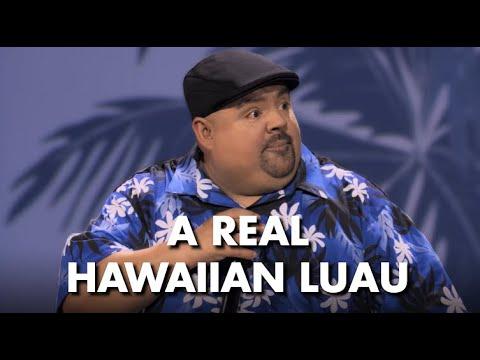 A Real Hawaiian Luau   Gabriel Iglesias
