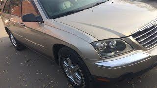 Обзор Chrysler Pacifica