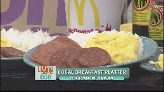 McDonald's of Hawaii and Japan: Local Food with Local Flavors