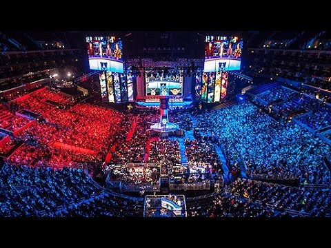 eSports Coming to the Olympics in 2022...