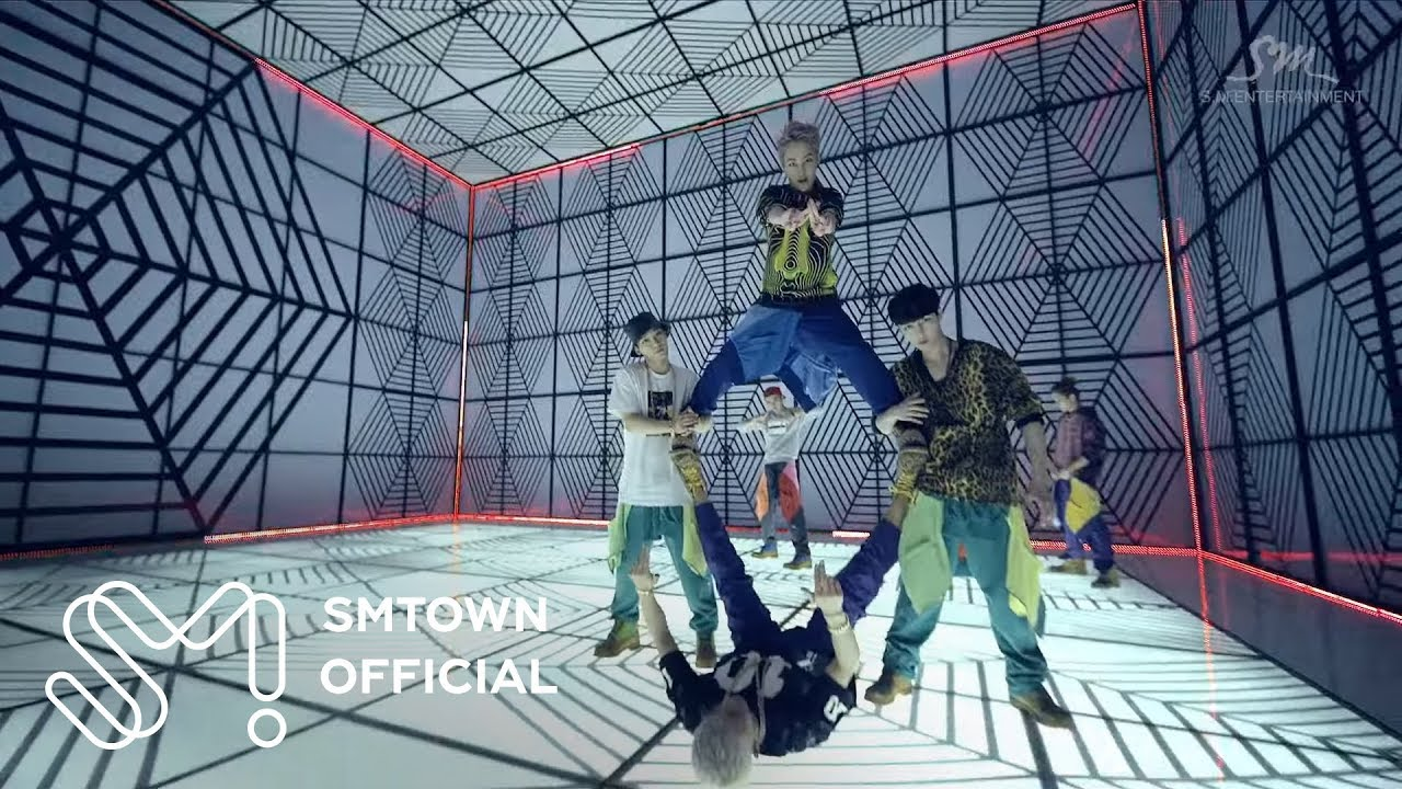 EXO-M 엑소엠 '上瘾(Overdose)' MV #1