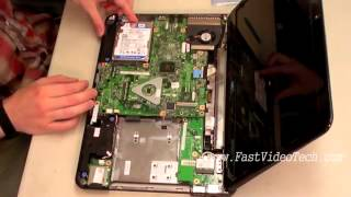 Dell Inspiron n5010 Hard Drive Removal