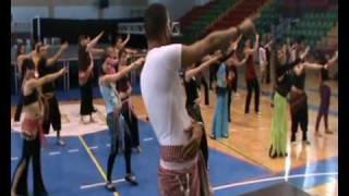 ASI HASKAL   BELLY DANCE WORKSHOP SHABI