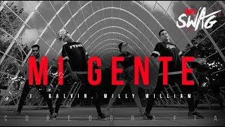 Mi Gente - J. Balvin, Willy William | FitDance SWAG (Choreography) Dance Video