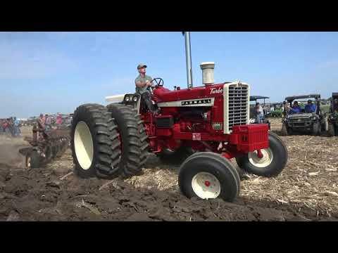 2017 Half Century of Progress Plowing Video #1